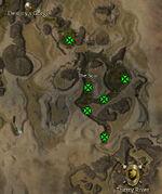 Losaru bosses in The Scar map.jpg
