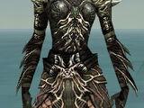 Necromancer Luxon armor