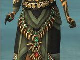Ritualist Elite Luxon armor