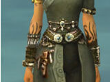 Ritualist armor