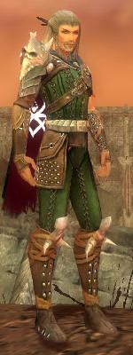 Angus Mandrake, Tyrian Trailblazer