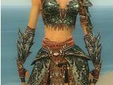 Luxon armor