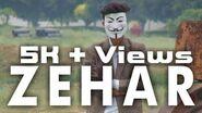 ZEHAR A-Virus Official Video New Punjabi Songs 2019