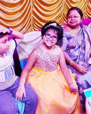 Shaunak Chakraborty's cousin Irene Chatterjee.jpg