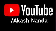 AkashNanda_Official_YouTube_Channel_intro