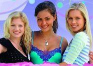 Emma, Cleo, rikki Season II