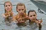 Mermaids Using Powers