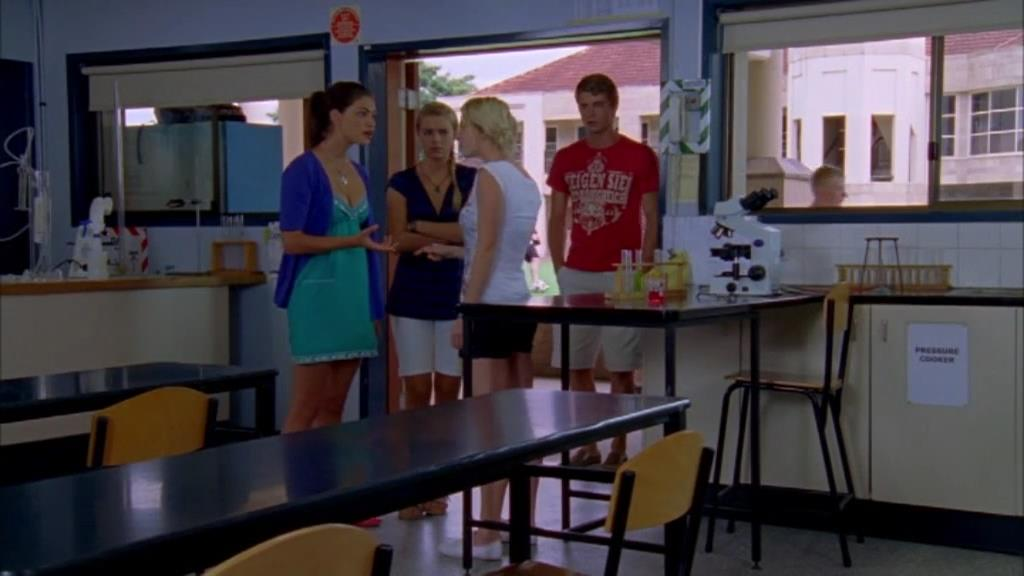H2O: Just Add Water: Season 3: Episode 17: A Magnetic Attraction