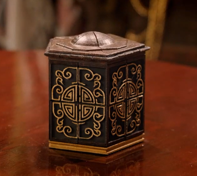 Chinese Puzzle Box