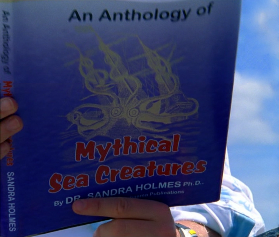 An Anthology of Mythical Sea Creatures
