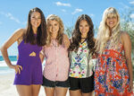 Mako Mermaids Girls Cast