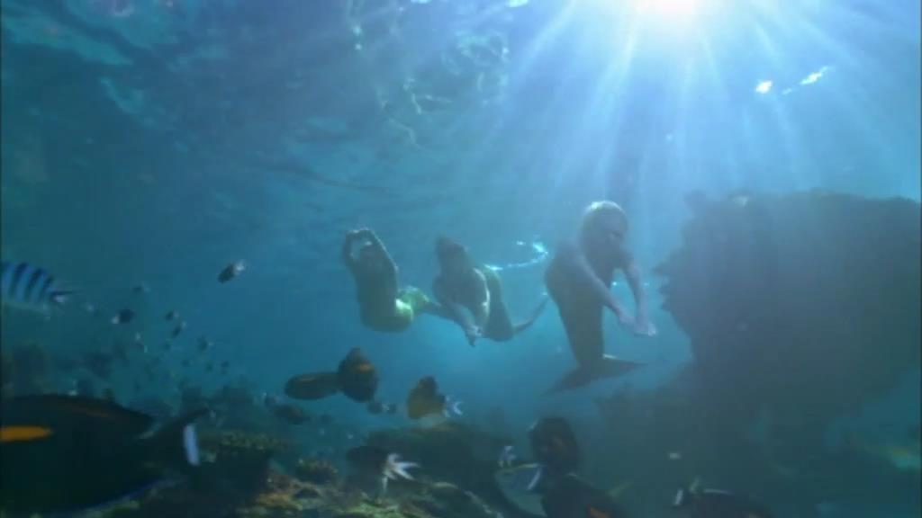 H2O: Just Add Water: Season 3: Episode 14: Mermaid Magic