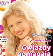 Rikki season 2 from a magazine