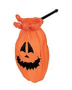Pumpkin Loot Scoop Treat Bag