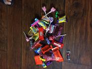 Halloween 2016 Candy
