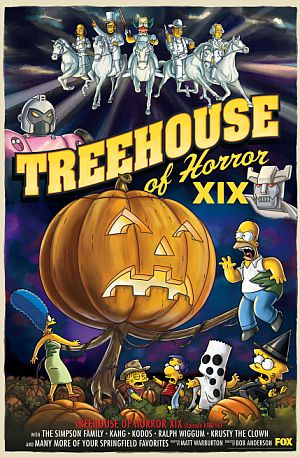 The Simpsons: Treehouse of Horror XIX