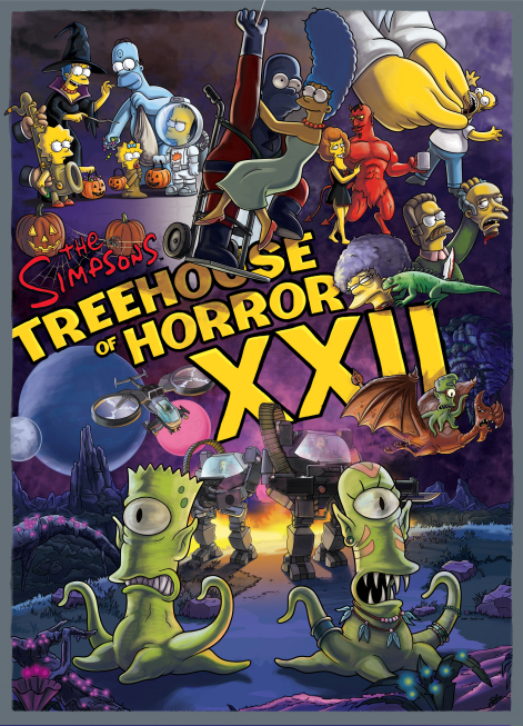 The Simpsons: Treehouse of Horror XXII