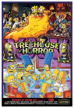 The Simpsons: Treehouse of Horror XXV