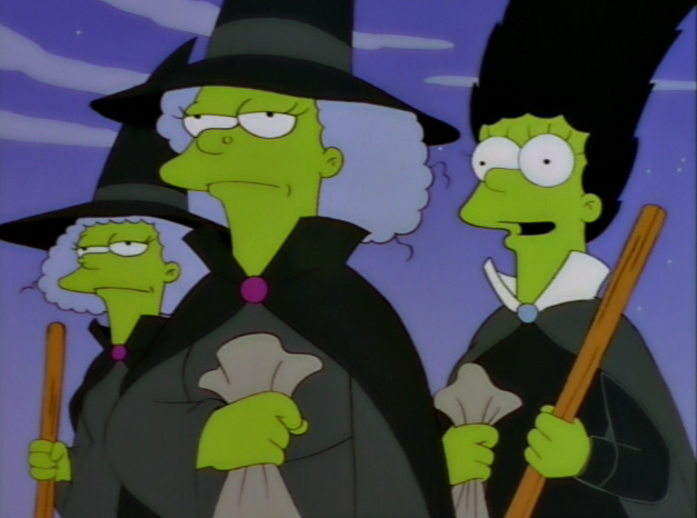 The Simpsons: Treehouse of Horror VIII