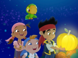 Jake and the Never Land Pirates: Night of the Golden Pumpkin