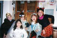 Halloween, circa 1994