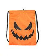 Dark Pumpkin Treat Bag