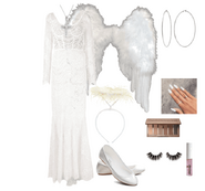 31 Days of Halloween Costumes (Day 2 - Angel)