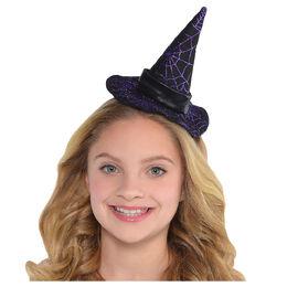 Spider Web Witch Hat Headband.jpeg