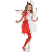 Girls Naughty & Nice Costume