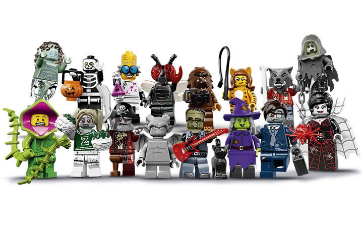LEGO Minifigures Online Series 14