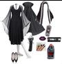 31 Days of Halloween Costumes (Day 4 - Vampiress)