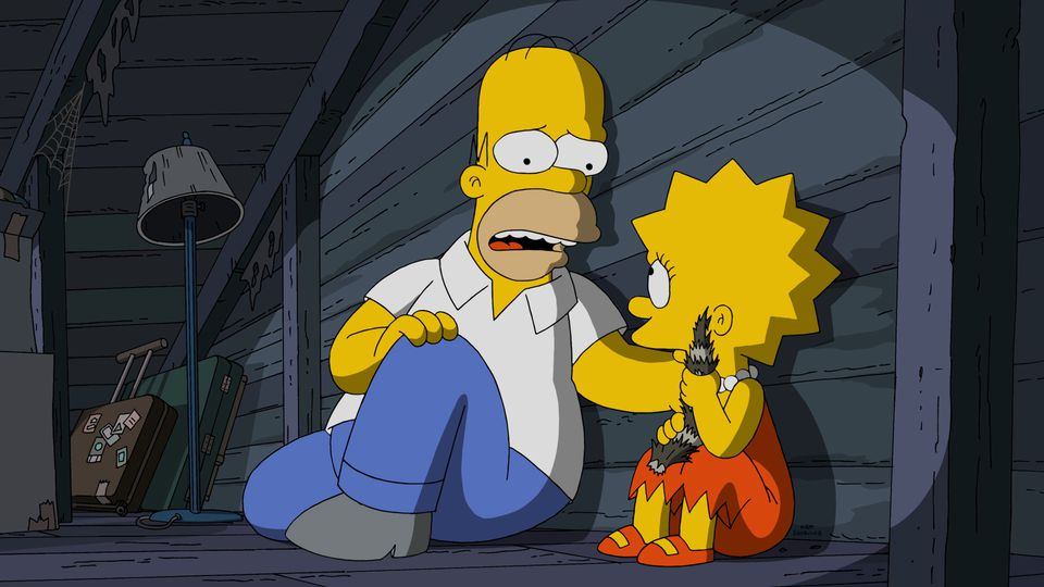 The Simpsons: Halloween of Horror