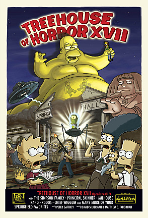The Simpsons: Treehouse of Horror XVII