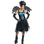 Teen Aqua Fairy Costume