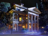 The Haunted Mansion (ride)