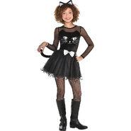 Girls Kitty Kat Costume