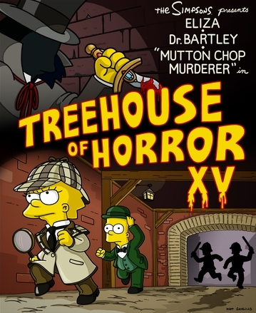The Simpsons: Treehouse of Horror XV