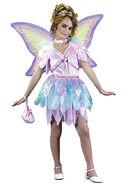 Girl's Sparkle Pixie Costume FW5822