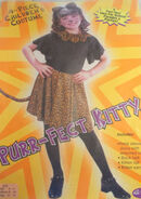 Purr-Fect Kitty Child Costume