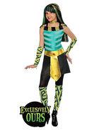 Mh Party City Schools Out Cleo de Nile Costume