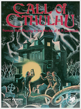 Call of Cthulhu 1e