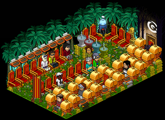 habbo casino betting lines