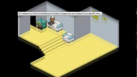 How to Set Up WIRED Effect Teleport to Furni - Habbo Wiki