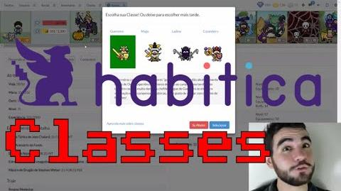 Habitica - Sistema de Classes