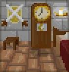 Background resting in the inn