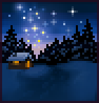 Background starry winter night.png