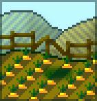 Background harvest fields