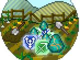Turquoise Treasure Toil