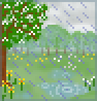 Background spring rain.png