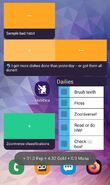 Android Widget Habits, Dailies and Habitica App icon